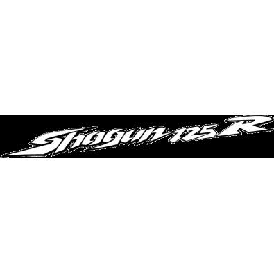 Autocollant / Sticker suzuki shogun