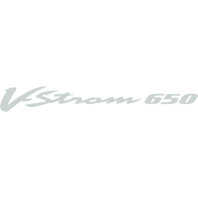 Autocollant / Sticker suzuki vestrom650