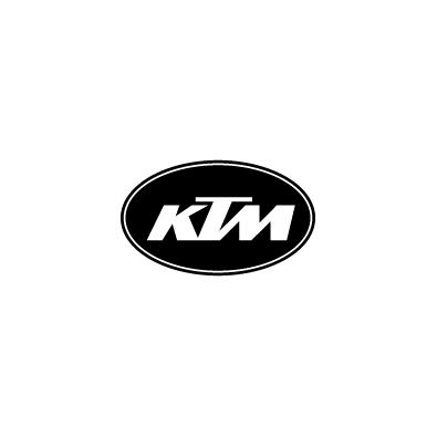 Autocollant / Sticker ktm