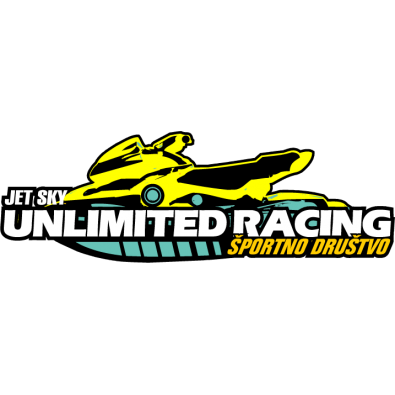 Autocollant / Sticker unlimited racing