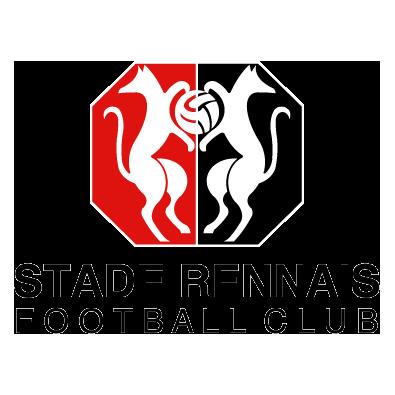 Autocollant / Sticker  football rennes
