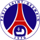 Autocollant / Sticker  football PSG