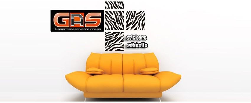 AUTOCOLLANTS / STICKERS LOGOS RACER