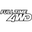 Autocollant / Sticker 4x4 fu time 4wd