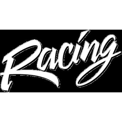 Autocollant / Sticker RACING